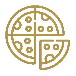 icône pizza