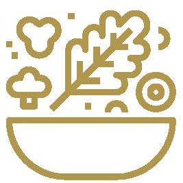 icône salade